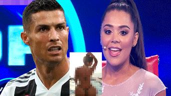 La Chama, Alexandra Méndez, Cristiano Ronaldo, El Valor de la Verdad, engaño, derrier