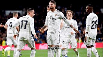 Real Madrid: Sergio Ramos se pronunció sobre la mala campaña del club merengue | Champions League | Liga Santander | Facebook