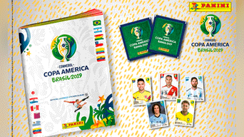 COPA AMÉRICA: álbum del torneo continental desde S/105 soles
