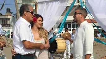 Sheyla Rojas no se casa con Pedro Moral