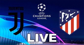 Juventus vs Atlético de Madrid