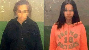 Paola Córdova detenida
