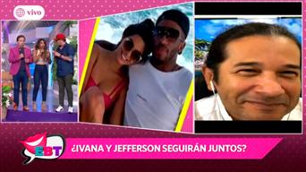 Jefferson Farfán, Ivana Yturbe, Reinaldo Dos Santos, En boca de todos