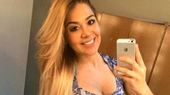 Alexandra Méndez envía mensaje a esposa de Christian Cueva