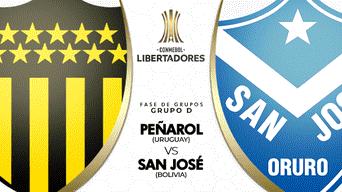 Peñarol vs San José EN VIVO