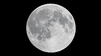 9a8638e77b8d La última superluna del 2019 iluminará al mundo durante la noche del 20 y la  madrugada del 21 de marzo. Foto  Difusión.