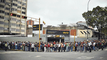 Venezuela, Caracas, Nicolás Maduro, Estados Unidos