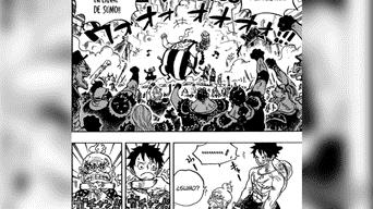 One Piece manga 936. Foto: Los Mugiwaras Scans