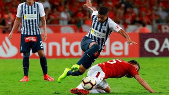 Alianza Lima: En Brasil afirmaron que el equipo de Miguel Ángel Russo no es el Real Madrid tras perder ante el Internacional por Copa Libertadores | Twitter