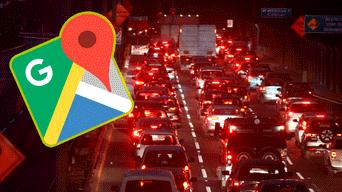 Google Maps tiene un truco para evitar el tráfico en Lima y aquí te lo enseñamos