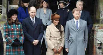 Príncipe Harry, Meghan Markle, Duques de Sussex