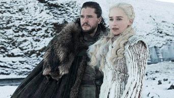 Game of Thrones, Juego de Tronos, Jon Snow, Sansa Stark