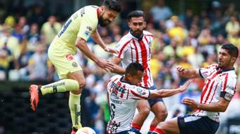 América vs Chivas