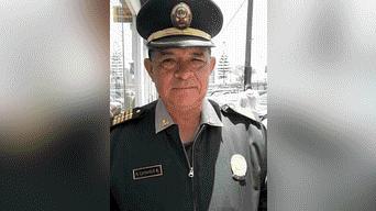 Suboficial Humberto Carrasco Romero.