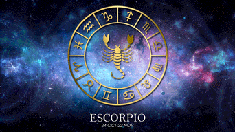 Horóscopo de hoypara Escorpio