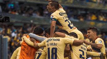 América derrotó 2-0 al Chivas por el clásico de la Liga MX  156a4bce6013f