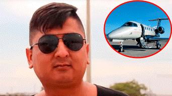 YouTube viral: 'Tapir 590' intentó presumir su lujoso 'jet' y es víctima de burlas