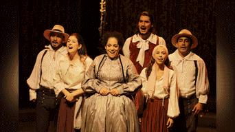 ''Cuentos Fantásticos'', el mundo imaginario de Bécquer adaptado al teatro. Foto: John Reyes