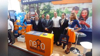 Inauguran Feria Nexo Inmobiliario 2019 en Parque de la Exposición. Foto: Renato Pajuelo.