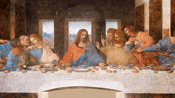 Da Vinci Revelan Nuevos Secretos De La Ultima Cena Mundo