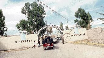 Ilícito. En 1983, la base militar de Huamanga se convirtió en un centro de detención ilegal y de tortura para cientos de personas.