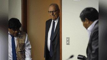 La Fiscalía presentó esta mañana un pedido de prisión preventiva contra Pedro Pablo Kuczynski. Foto: Melissa Merino