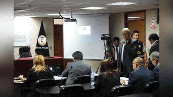 La solicitud de la Fiscalía se dio a conocer durante la audiencia de apelación de los 10 días de detención preliminar contra Pedro Pablo Kuczynski. Foto: Melissa Merino