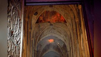La catedral de Notre Dame es una de las más célebres de Occidente y está incluida en la lista del patrimonio mundial de la UNESCO. Foto: AFP