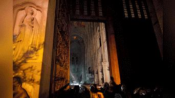 La catedral de Notre Dame recibe la visita de casi 14 millones de turistas y peregrinos, cada año. Foto: AFP
