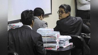 El fiscal, José Domingo Perez, lleva el caso yue averigua los vínculos entre PPK y la empresa brasileña Odebrecht. Foto: Michael Ramón