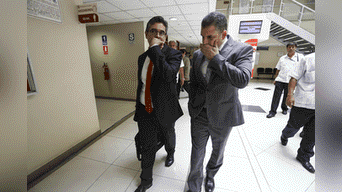 El fiscal, Rafael Vela, estuvo presente en la audiencia contra Pedro Pablo Kuczynski  Foto: Michael Ramón