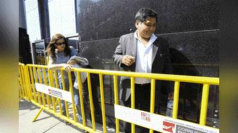 José Luis BernaolayGloria Kisic quedaron en libertad tras la aceptación de la apelación a la detención preliminar Foto: Michael Ramón