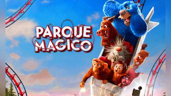 EL PARQUE MÁGICO: la imaginación de la pequeña June la llevará a vivir grandes aventuras