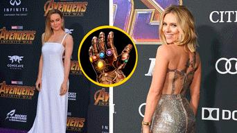 2beb0f24888f Avengers Endgame  Scarlett Johansson y Brie Larson sorprenden con ...