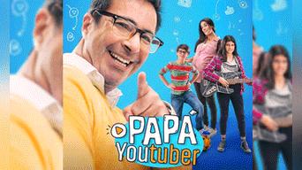 PAPÁ YOUTUBER: Un padre de familia se convierte en youtuber, y vivirán hilarantes experiencias con sus hijos.