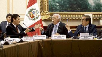 Carlos Morán, Alan García, Apra, Congreso