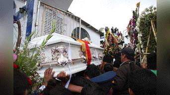 Dolor e indignación en Andahuaylas. Foto: Melissa Valdivia