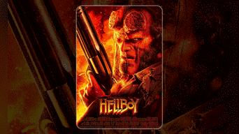 HELLBOY: el demonio, vuelve para salvar al mundo de Nimue, quien buscará destruir la raza humana.