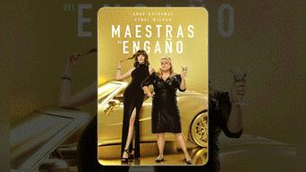 MAESTRAS DEL ENGAÑO: película de comedia estadounidense, que es protagonizada por Anna Hathaway y Rebel Wilson.