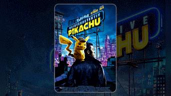 DETECTIVE PIKACHU: Tim empezará la búsqueda de su padre junto a Pikachu, viviendo grandes aventuras.