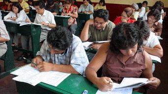 Más de 100 mil docentes han logrado ascender desde el 2004, señalaron desde el Ministerio de Educación. (Foto: Andina).