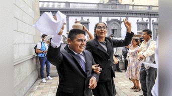 Gastelo Huaman Chinchay (alcalde de Moyobamba). Foto: John Reyes