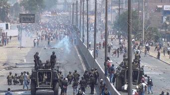 En el 2017 una marcha similar fue convocada para rechazar uno de los peajes en Puente Piedra. (Foto: Andina).