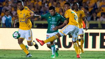 103c6747855 León buscará dar vuelta el resultado el domingo que reciba en su casa a  Tigres. Tigres vs.