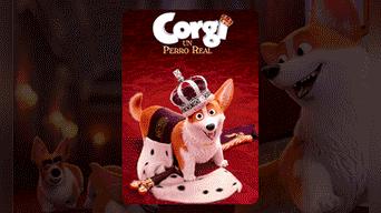 CORGI: Rex, el perro de la reina se encuentra perdido, pero decide buscarla a como dé lugar encontrando grandes amigos.