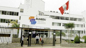 Universidades, Sunedu, Ministerio de Educación, Ley Universitaria