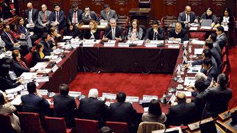 Reforma política, Congreso de la República, Salvador del Solar, Martín Vizcarra