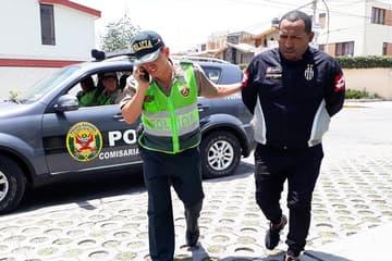Chino karateca utilizó sus habilidades para retener a ladrón en Arequipa [VIDEOS]