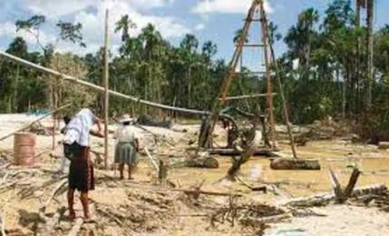 Policía detiene a director regional de minería de Madre de Dios
