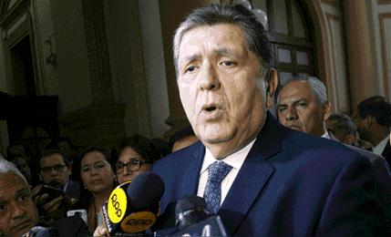 Confirman que Alan García buscó asilo político en Colombia antes de pedirlo a Uruguay